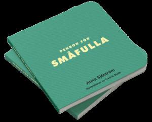Pekbok för småfulla av Anna Sjöström, framsida