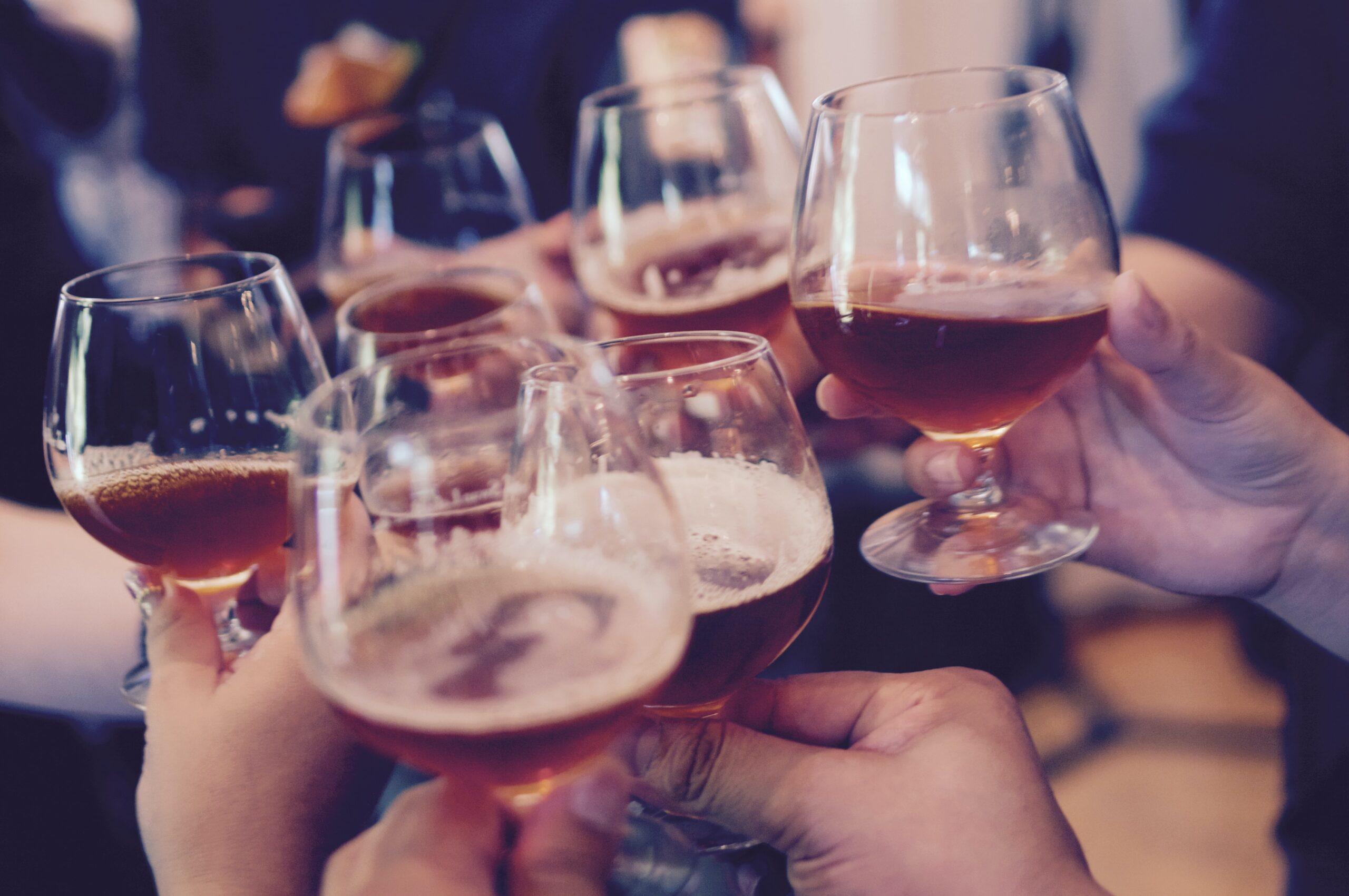 Sommartid är alkoholtid?