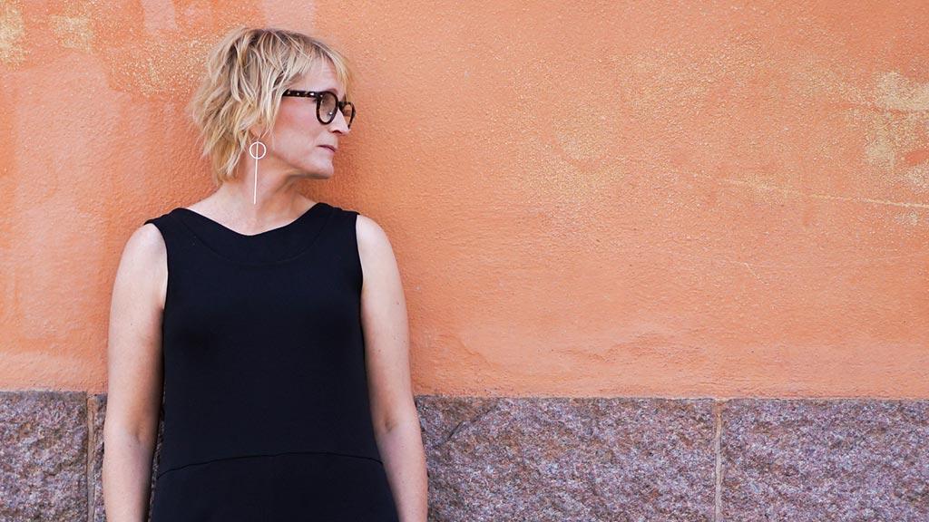 Anna Sjöström, föreläsare och utbildare