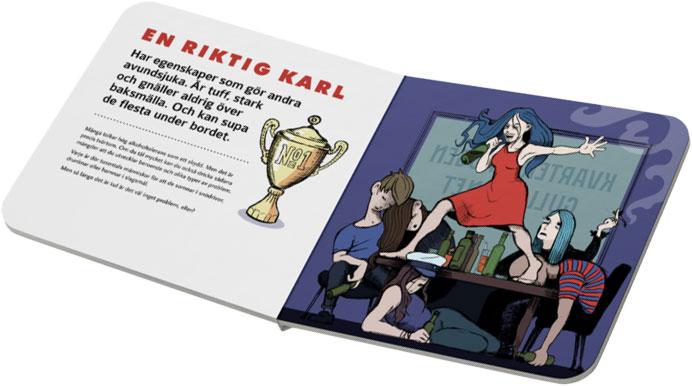 Pekbok för småfulla av Anna Sjöström
