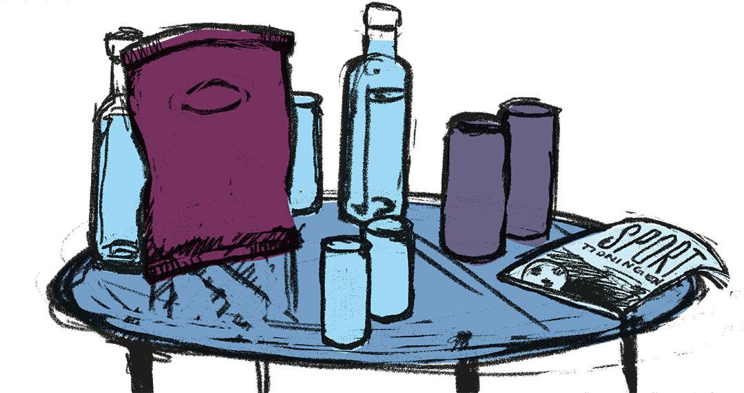 Snabbkurs i riskbruk, missbruk och alkoholberoende